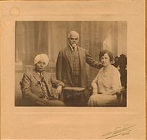 Prominent-Degnitaries/Lala-Lajpatrai with-Mr. _ Mrs.Rana-at-residence-of-Ranaji-in-Paris/thumb/scan0002-Thumb.jpg